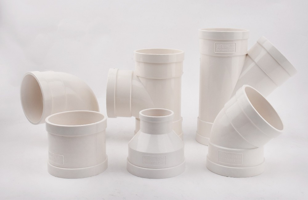 PVC管道表观变灰、发黑主要有哪几个方面的原因?
